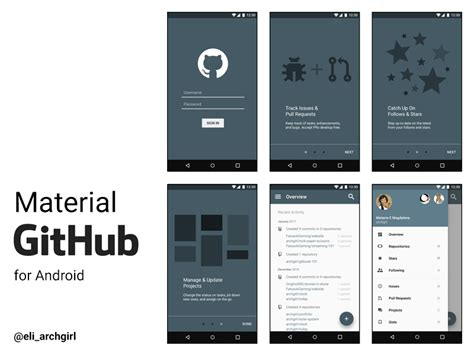 expandable layout in android github material github for android uplabs