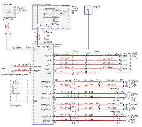 radio wiring diagram mustang stereo wiring diagram wiring diagram sahife
