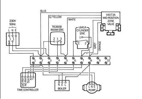 wiring diagrams for honeywell boiler controls get free