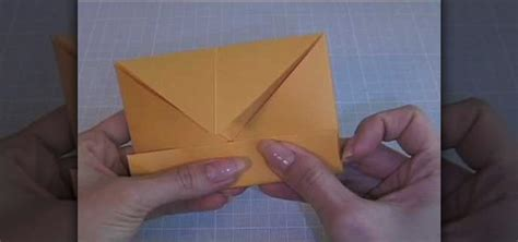 Make Origami Shaped Box - how to fold a car shaped box out of origami paper