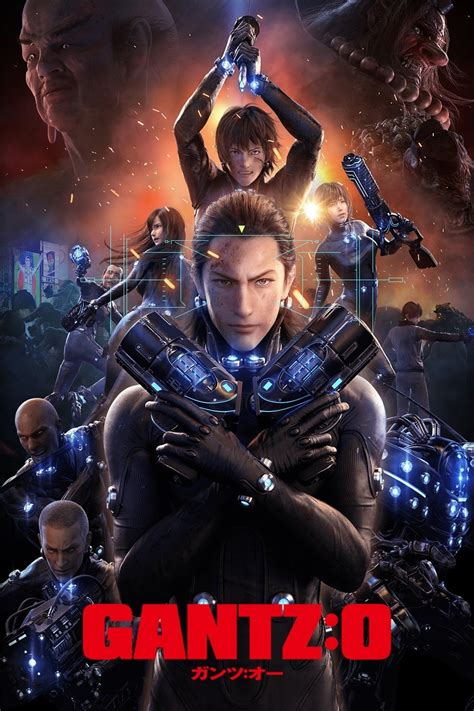film anime download gantz o 2016 the movie
