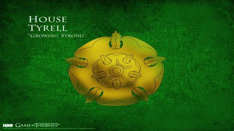 house of tyrell house tyrell theme s6 game of thrones youtube