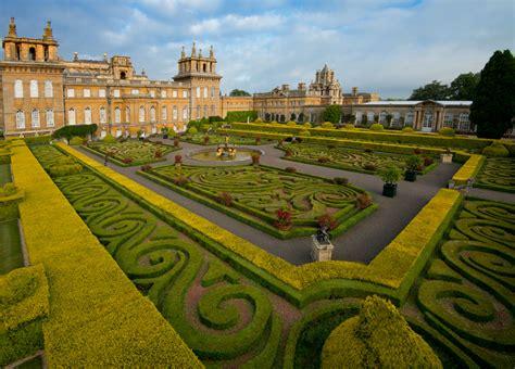 blenheim palace blenheim palace garden