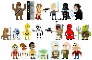 pixel star wars welcome back to the 8 bit days bit rebels