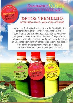 Polpas Detox Da Ci by Nutrirce Pacote 3 Polpas Detox Fortaleza Barato