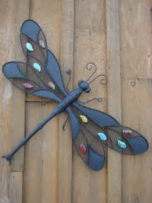 Dragonfly Wall Decor by Dragonfly Wall D 233 Cor Outside