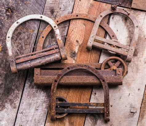 Vintage Barn Door Rollers Farmhouse Style Antique Sliding Door Diy Flea Market Finds