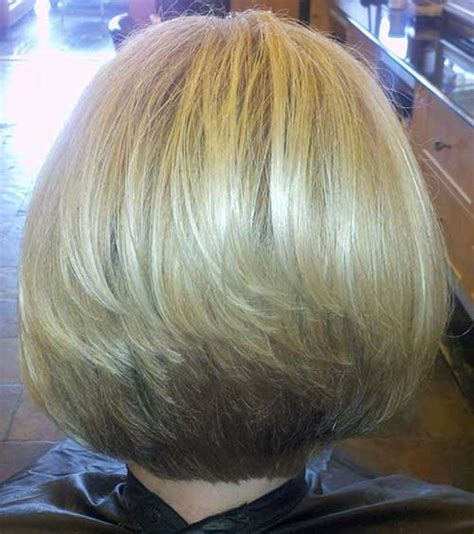 front and back views of chopped hair 20 bob haircuts images bob hairstyles 2017 short