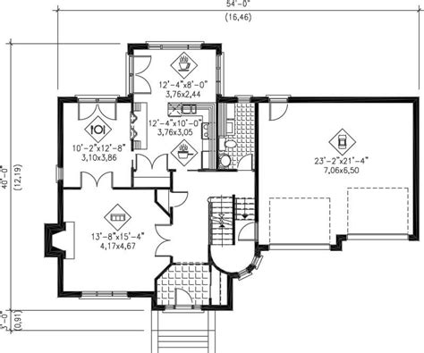 multi level home plans multi level house plans home design pi 20843 12256