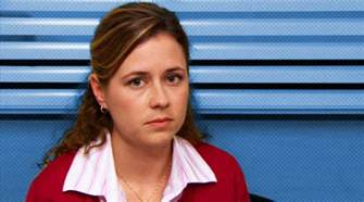 pam beesly quotes when you re just trying to make it