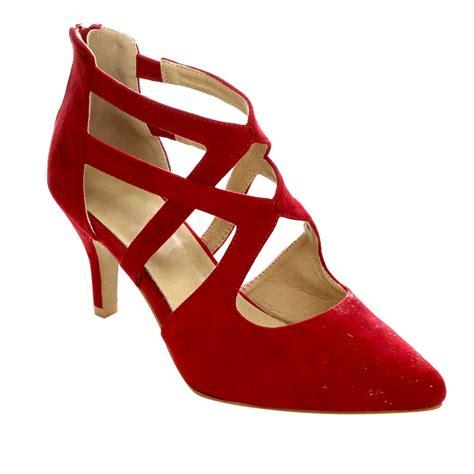 refresh ac23 s criss cross dressing stiletto heels