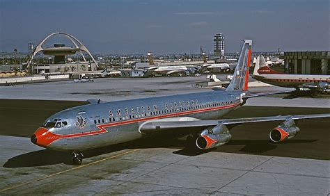 Vcd Original Air America american airlines 707 jet stewardess archives this day in aviation