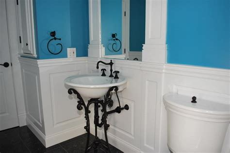 Wainscoting Bathroom Pictures by Looking For Creative Interior Wall Paneling Ideas To Add