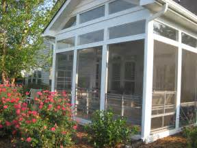 Patio Screen Systems by Screen Porches With A Window Enclosure System Prevents