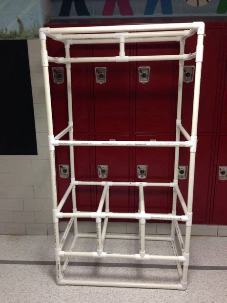 Pvc Closet by How To Make A Closet Organizer Out Of Pvc