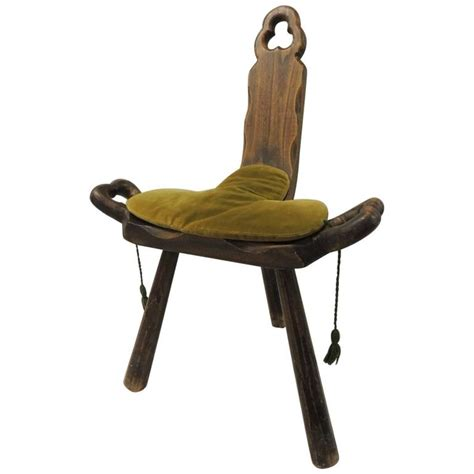 Birthing Chair by Vintage Primitive Birthing Chair At 1stdibs