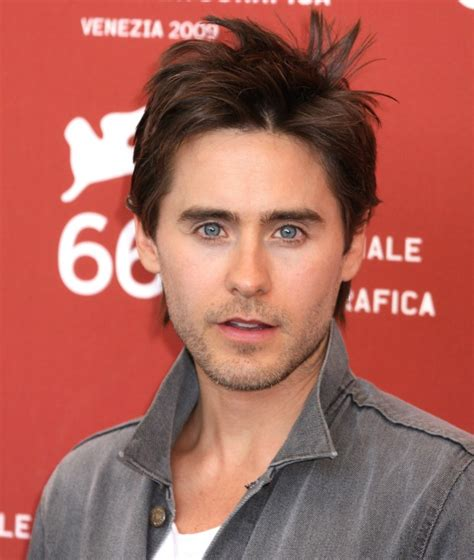 jared leto s new haircut will make you swoon even more