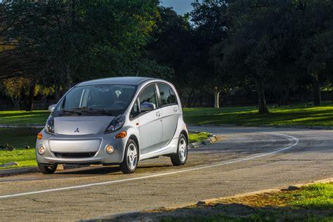 mitsubishi motors america inc 4 electric cars that cost less than 10 000 carfax