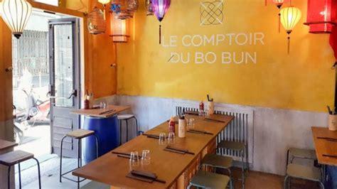 le comptoir du monoi le comptoir du bo bun in restaurant reviews menu