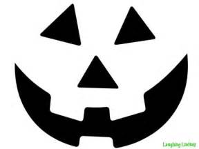 o lantern mask template easy pumpkin plate craft fall activity for