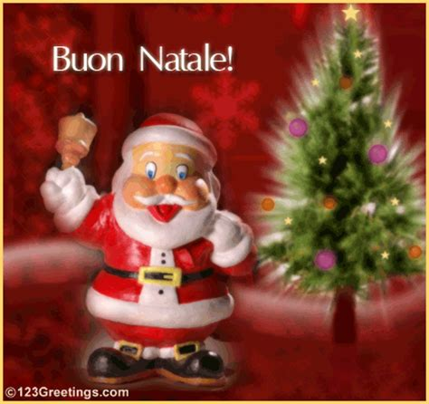 buon natale  italian ecards greeting cards