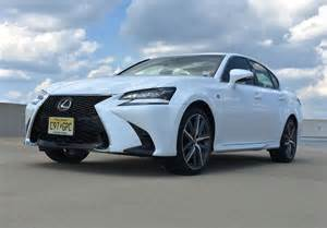2016 lexus gs 350 f sport test drive review autonation