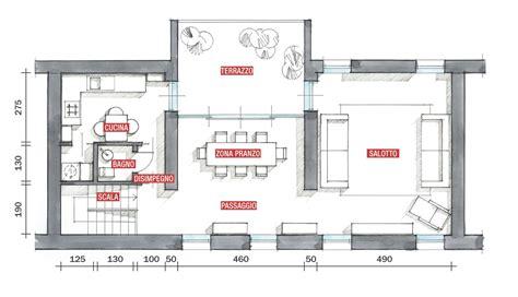 come disegnare un appartamento la casa triplica con il recupero sottotetto cose di casa