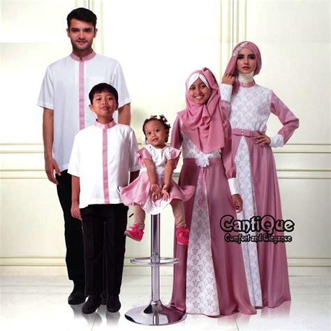 Baju Muslim Untuk Lebaran 21 Koleksi Baju Lebaran Keluarga 2018 Terbaru Gambar