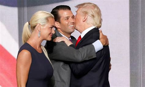donald trump family photos should president trump s son be giving paid speeches