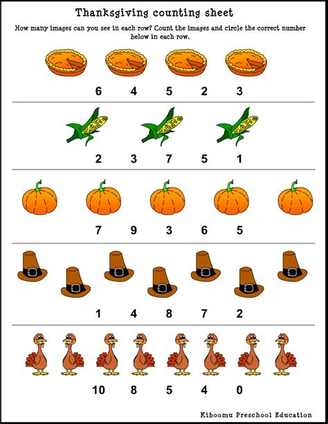 kindergarten activities for thanksgiving thanksgiving worksheets for preschoolers thanksgiving