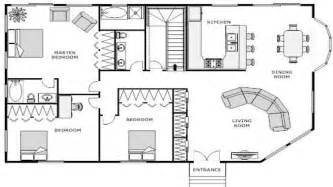 house floor plan blueprint simple small plans pool awesome design agemslife