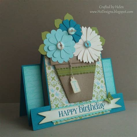 S Day Flower Pot Card 3d Template by 310 Best Side Step And Step Up Images On Image