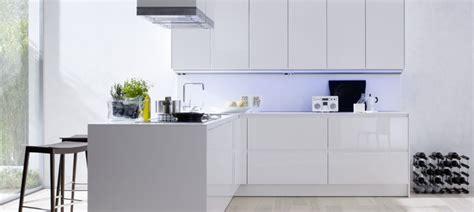 cuisine laque blanc buffet de cuisine blanc laque