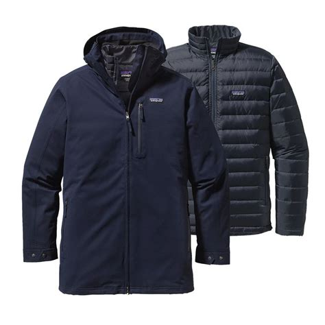 3in1 New Soho 549 patagonia s tres 3 in 1 parka
