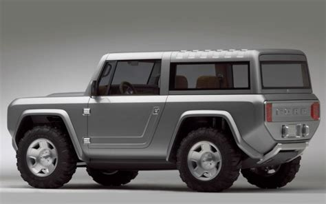 ford bronco ecoboost specs price reveal ford