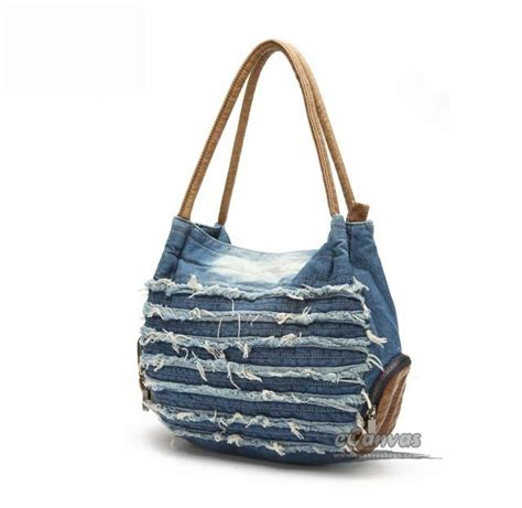 Travel Bag Kanvas Bendera denim travel bag mini crossbody bag