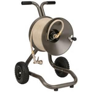 Garden Hose Cart Eley Rapid Reel Two Wheel Garden Hose Reel Cart Model