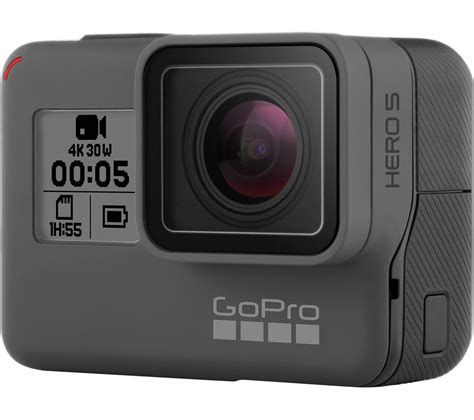 a gopro buy gopro hero5 4k ultra hd camcorder black