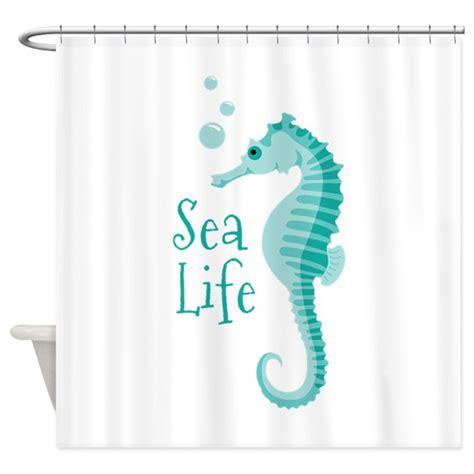ocean life shower curtain sea life shower curtain by hopscotch9