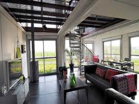 Interior Of Shipping Container Homes Architecture Striking Interior Shipping Container Homes