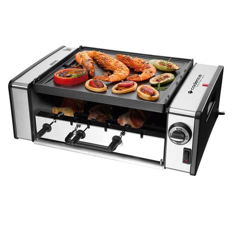 Automatic Grill by Churrasqueira Eletrica Automatic Grill Cadence Gourmet Shop