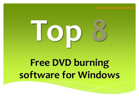 best cd burning software top 5 best free windows cd dvd burning software