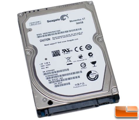 Hdd Seagate Momentus 500gb seagate momentus xt 500gb solid state hybrid drive review legit reviewsthe seagate momentus xt