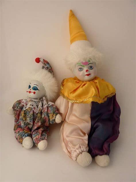 porcelain doll clown 88 best porcelain clown dolls images on