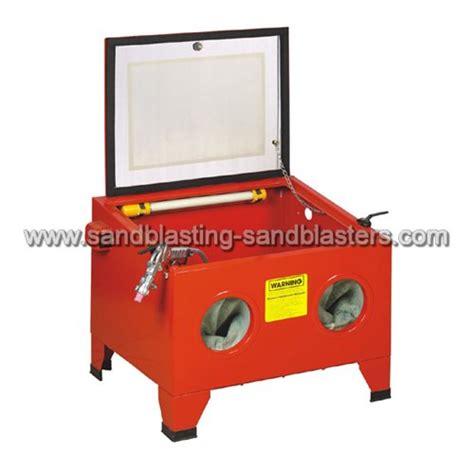 Sandblasting Cabinets by How To Choose The Right Sandblasting Media Sandblasters