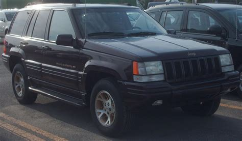 Recall Jeep 1996 Jeep Grand Catalytic Converter Recall