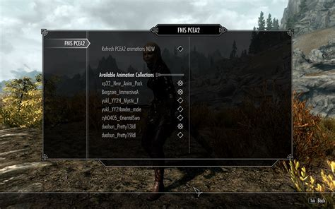 fnis sexy move skyrim idle animation youtube fnis pcea2 player exclusive animations dynamic at
