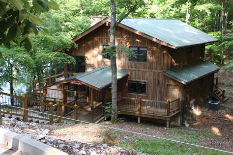 Stillhouse Hollow Lake Cabins by Sunset Marina On Dale Hollow Lake Announces Lakefront