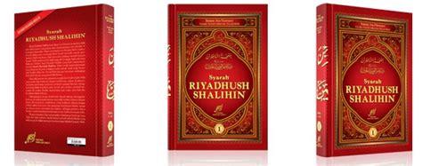 Syarah Riyadhush Shalihin Per Jilid Pustaka Imam Syafii syarah riyadhus shalihin bahjatun nadhirin al hilali