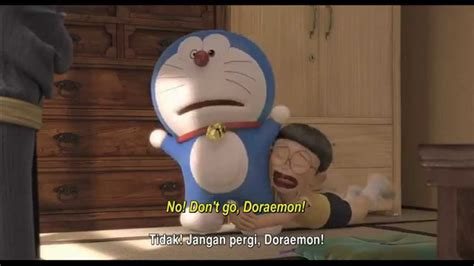 film doraemon stand by me bahasa indonesia stand by me doraemon trailer youtube
